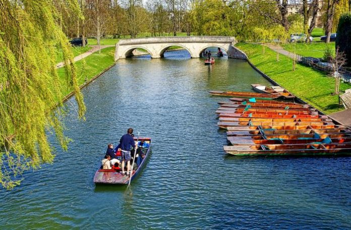 Becas en la Universidad de Cambridge